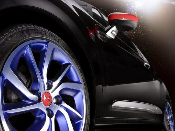 2014 Citroen DS3 Ines De La Fressange Paris Concept