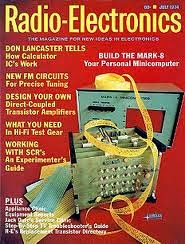 Radio Electroics Magazine July 1974