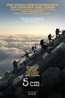 Download Film 5 CM 2012 Review dan Sinopsis