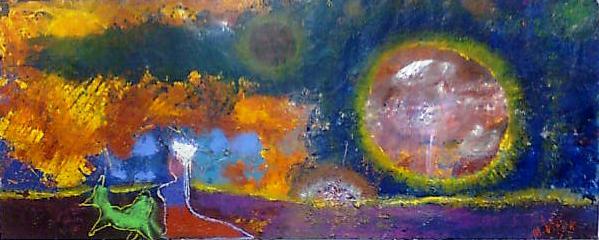 """Макс Витик, """"Парад планет"""", 2011"""