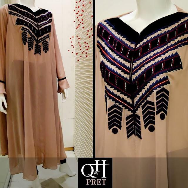 QNH Winter Wear Long Shirt Collection 2013-14 For Women & Girl