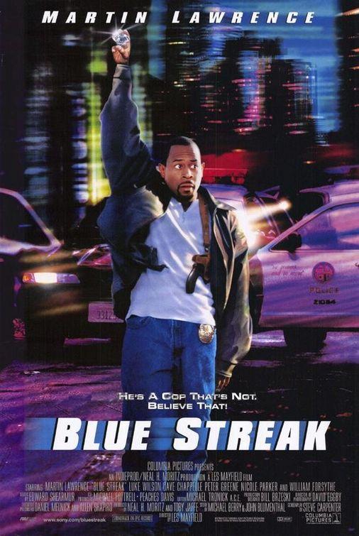 Blue Streak หยั่งงี้ต้องปล้น HD 1999 ฮาดี