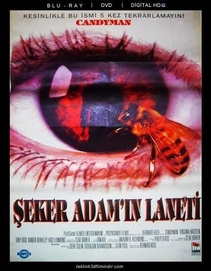 Candyman - Şeker Adamın Laneti (1992)