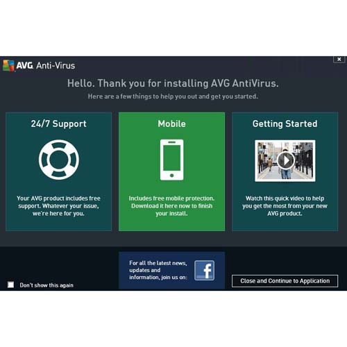 Free Download AVG Internet Security 2013 13.0.3267