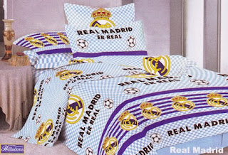 Sprei Belladona Real Madrid