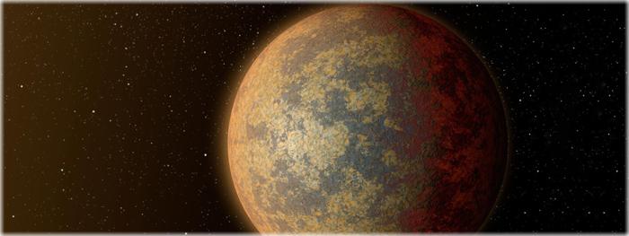 Super Terra mais próxima já encontrada