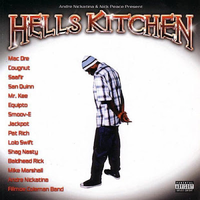 Andre Nickatina & Nick Peace Present – Hells Kitchen (CD) (2002) (320 kbps)