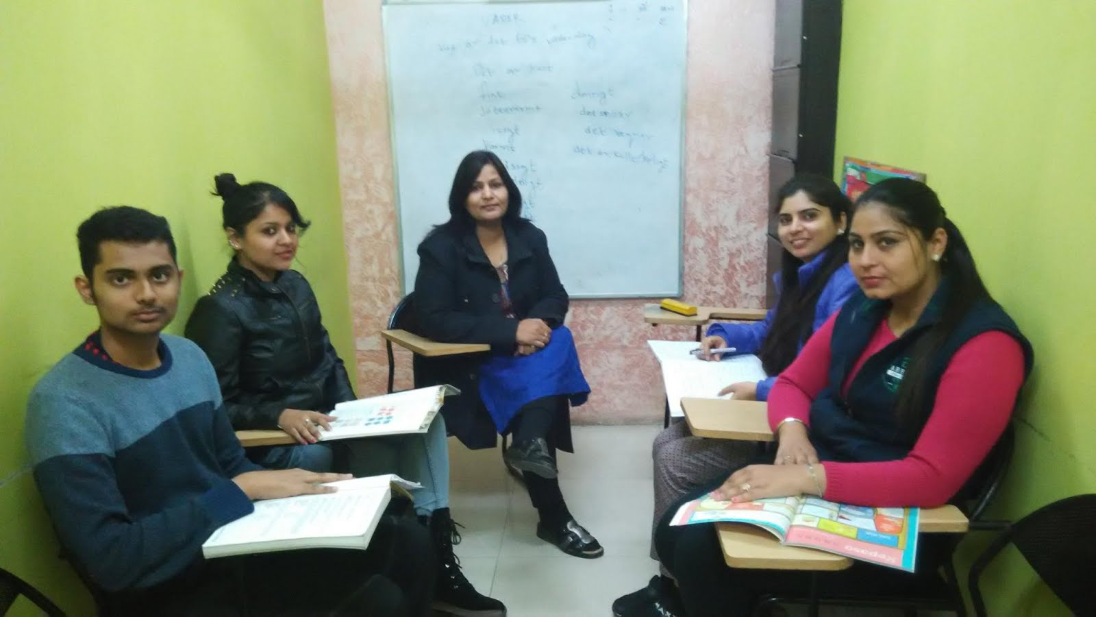swedish language classes in chandigarh
