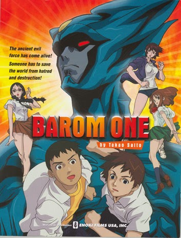 Barom One audio latino
