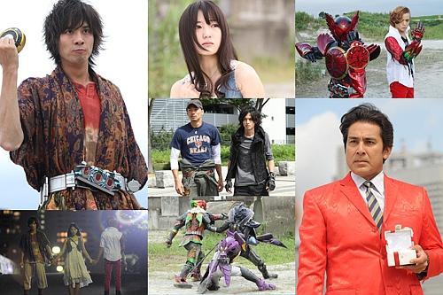 Gideon Burogu ブログ: Kamen Rider OOO: The Finale!