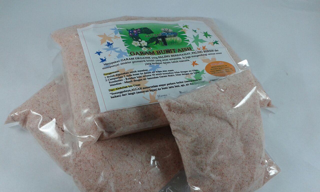 Garam Bukit AIsh