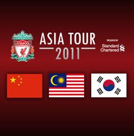 Liverpool FC Malaysia Tour