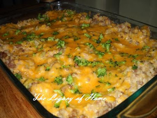 brown+rice Brown Rice Casserole
