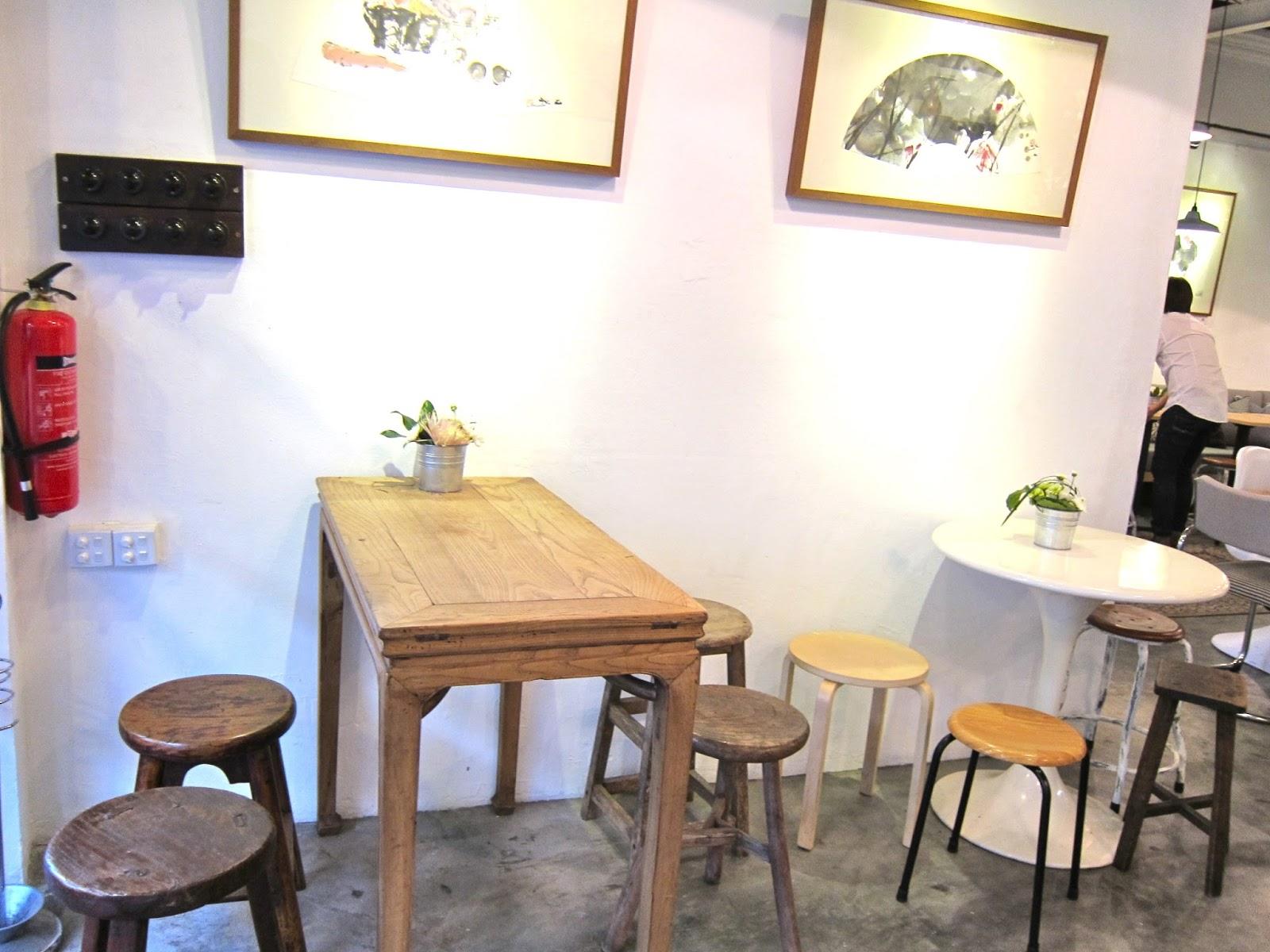 Sharing all the good eats in Singapore!: Food Tasting: New Menu at ...
