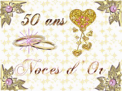 Carte Anniversaire à Imprimer 50 Ans De Mariage | coleteremelly site