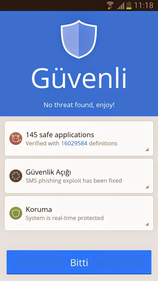 Android CM Security - FREE Antivirus Apk resimi