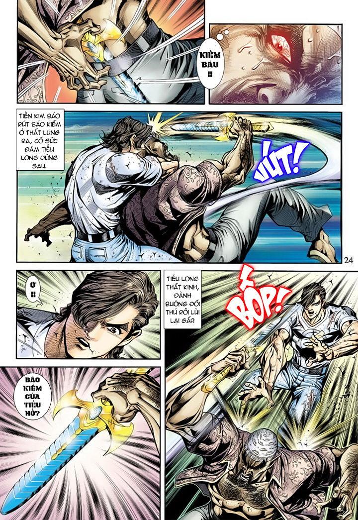 Tân Tác Long Hổ Môn chap 175 - Trang 24