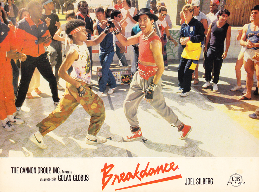 breakdance film, inspiration flow colour hit collection by xoanyu