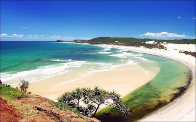 Playas paradisiacas de aguas turquesa y arenas blancas