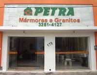PETRA MÁRMORES E GRANITOS (84) 3281 4127