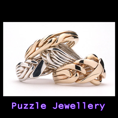 Stylish Golden & Silver Jewelry