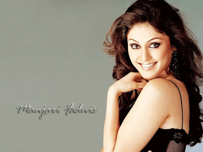 Manjari Fadnis wallpaper