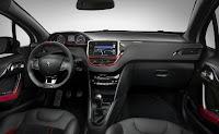 Peugeot 208 GTi (2013) Dashboard