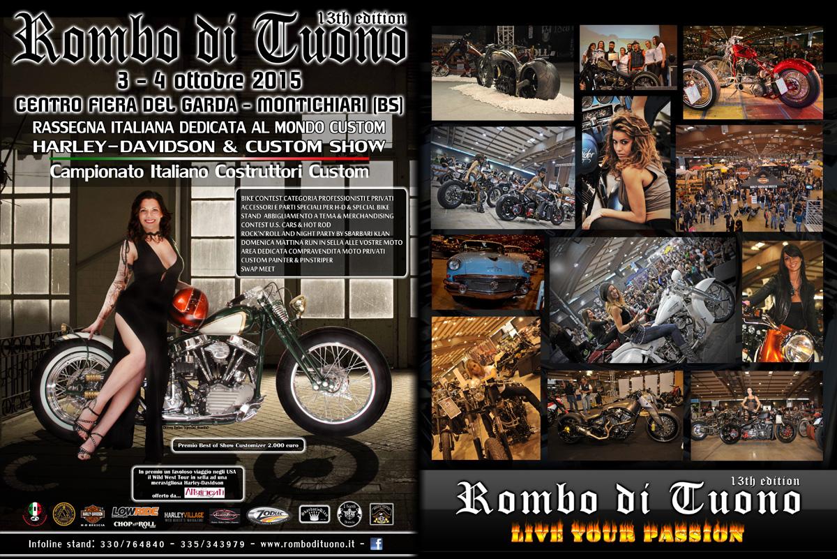 Rombo di Tuono 2015