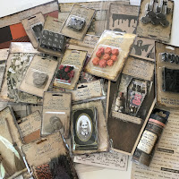 Tim Holtz ideaology Halloween