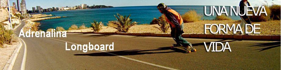 Adrenalina Longboard