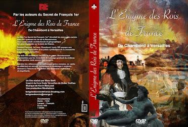 """DVD: """"L'Énigme des Rois de France, de Chambord à Versailles"""""""