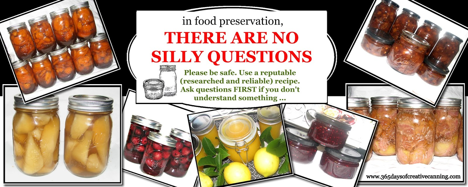 Food preserving in food preservation there are no silly questions if it isnt listed ask the source which book or resource the recipe is originally from or ask an expert such as a master food preserver forumfinder Choice Image