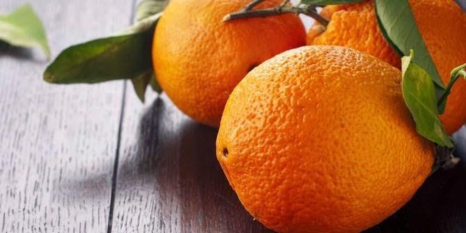 10 Manfaat Buah Jeruk untuk Kesehatan