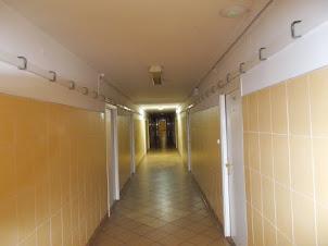 "My floor in ""Dom Studencki Zaulek "" hostel"