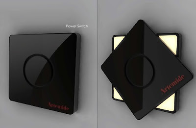 Modern Light Switches and Creative Light Switch Designs (15) 2