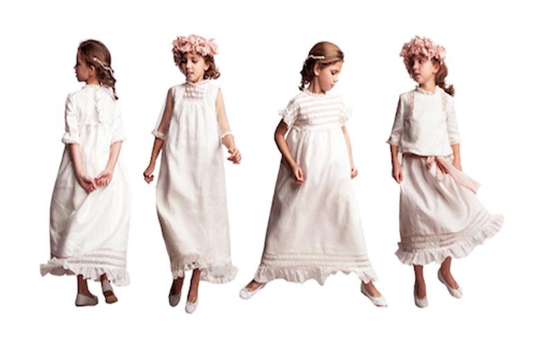 Vestidos de comunión Labubé 2014