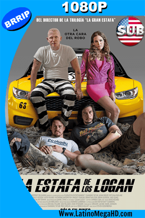 La Estafa De Los Logan (2017) Subtitulado HD 1080p ()