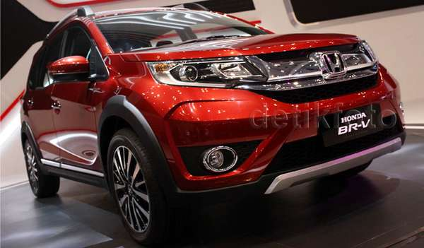 Info Honda Makassar BRV Mirip Dengan Mobilio Ini