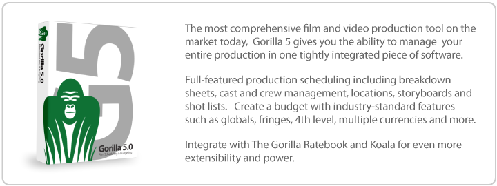 Gorilla 5.5.3 pack by Jungle