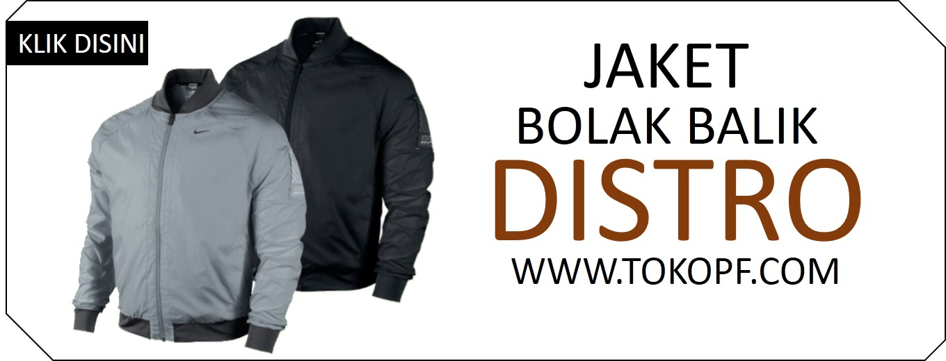 READY STOCK JAKET TASLAN 2IN1