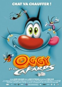 xem phim Mèo Oggy Và Những Chú Gián Tinh Nghịch - Oggy And The Cockroaches: The Movie aka Oggy Et Les Cafards