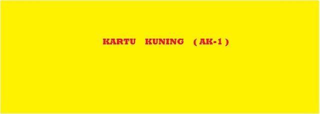 Membuat Kartu Kuning (AK-1) dan SKCK di Polres Purworejo