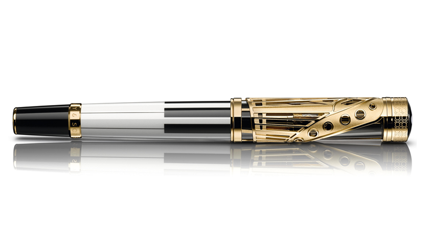 MONTBLANC HENRY.E.STEINWAY 888