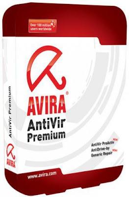 Avira Antivirus Premium 2012 full version for free