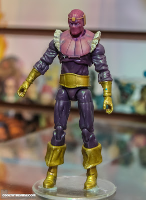 Hasbro 2013 Toy Fair Display Pictures - Marvel Universe - Baron zemo