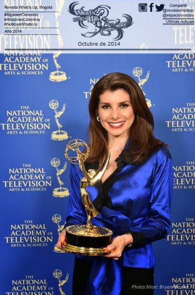 colombiana-Patricia-Janiot-nombre-Panorama-Mundial- premio-Emmy-Mejor-Noticiero-español