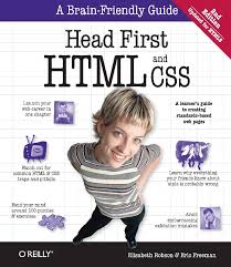 head first html and css book for beginners
