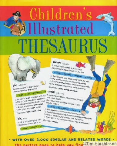 The Children's Illustrated Thesaurus