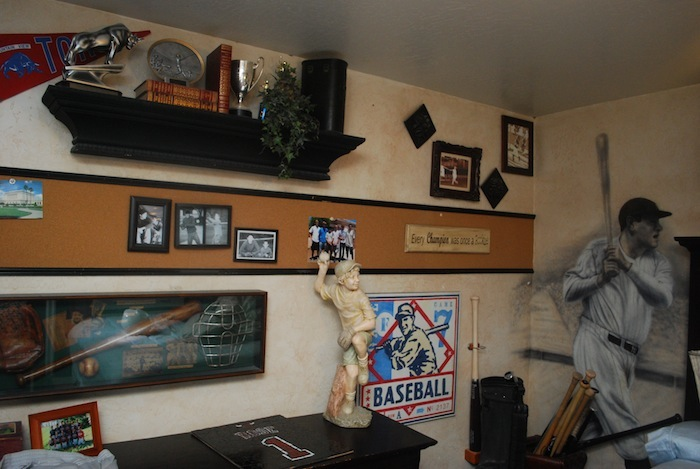 baseball themed room ideas classy clutter