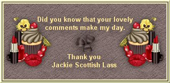 THANK YOU VERY MUCH  FOR YOUR COMMENTS